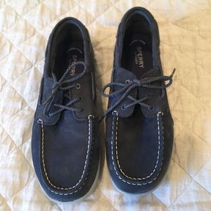 Boys Sperry Topsider shoes 7M